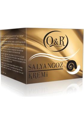 Q&R Salyangoz Kremi (50 Ml)