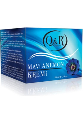 Q&R Blue Anemon Krem (50 Ml)