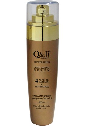 Q&R Peptide Anti Aging-Wrinkle Lotion (60 Ml)