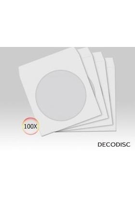 Noname 12 Cm Cd-Dvd Zarfı 100'Lü