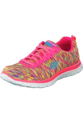 Skechers Flex Appeal Kadın Spor Ayakkabı 12453-Pkmt