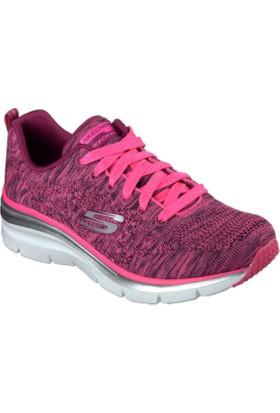 Skechers Fashion Fit Kadın Spor Ayakkabı 12703-Ras