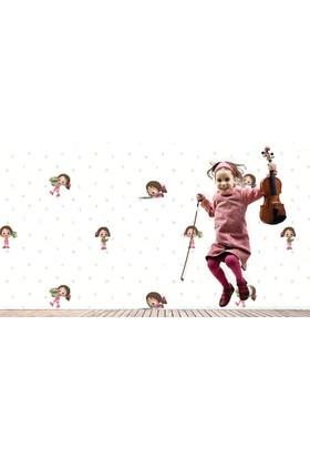 Deco Kids 1110-01 Çocuk Odası Duvar Kağıdı