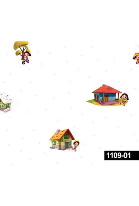 Deco Kids 1109-01 Çocuk Odası Duvar Kağıdı