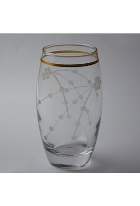 Paşabahçe 41020 Selvi 12 li Barrel Bardak Su - Meşrubat Bardağı