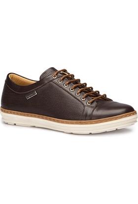Lumberjack ZEGNUM Koyu Kahve Erkek Deri Ayakkabı