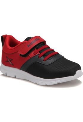 Kinetix ANKA Lacivert Kırmızı Erkek Çocuk Yürüyüş Ayakkabısı