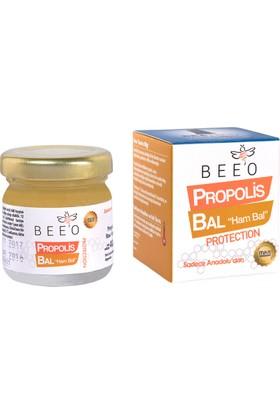 BEEO Yetişkinler İçin Propolis Ham Bal Karışımı 40 gr