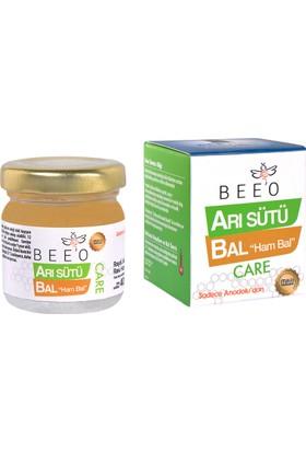 BEEO Yetişkinler İçin Arı Sütü Ham Bal Karışımı 40 gr