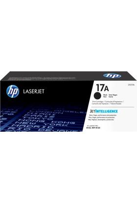 HP 17A 1600 Sayfa Kapasiteli Siyah Toner CF217A