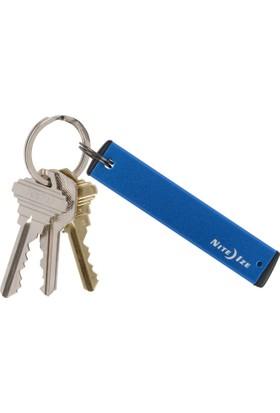 Nite Ize PowerKey USB Apple Lightning Kablo Anahtarlık-Mavi - PKYL-03-07