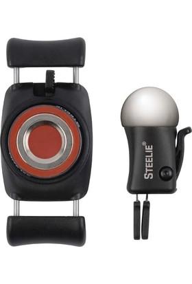 Nite Ize Steelie Free Mount Kit Telefon Tutucu - STFK-01-R8