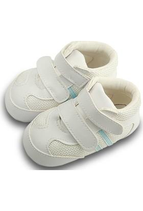 Freesure Kız Bebek Ayakkabı Model 5 Mavi
