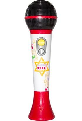 Mega Oyuncak Mikrofon