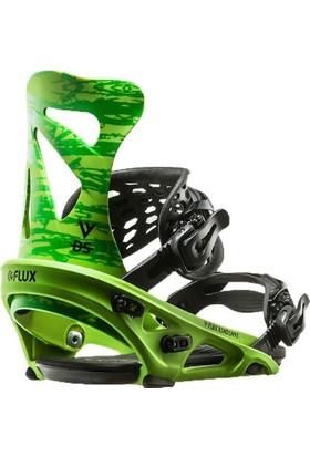 Flux Ds Green Snowboard Baglama
