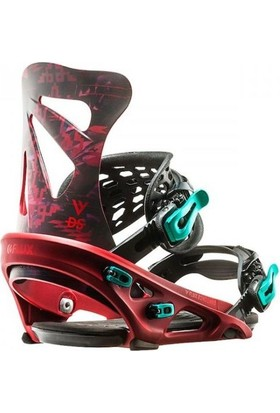 Flux Ds Red Snowboard Baglama