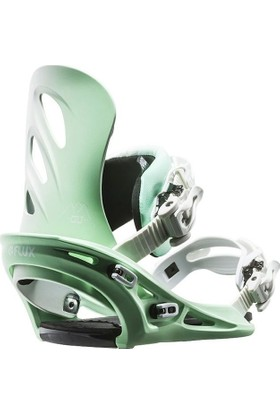 Flux Gu Green Snowboard Baglama