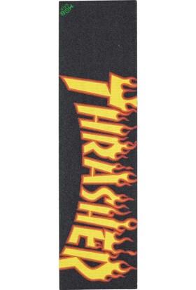 Mob Grip Thrasher Flame Logo Grip Tape 9İn X 33İn
