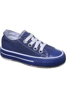 Sanbe 401 H 3706 Keten Ayakkabı Mavi