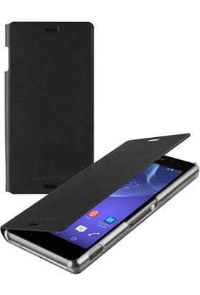 Roxfit Sony Xperia Z3 Slimline Book Nero Black