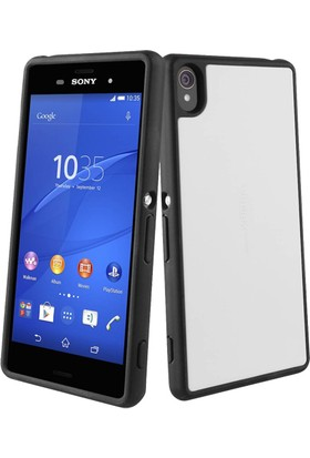 Roxfit Xperia Z3 Gel Shell Plus Polar White
