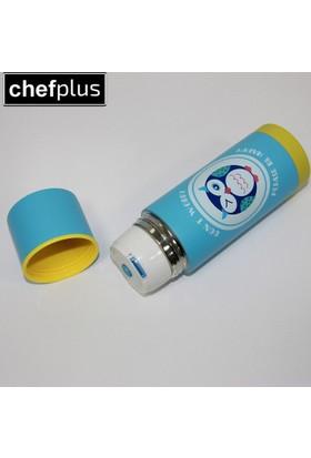 ChefPlus 500 ml Çelik Matara
