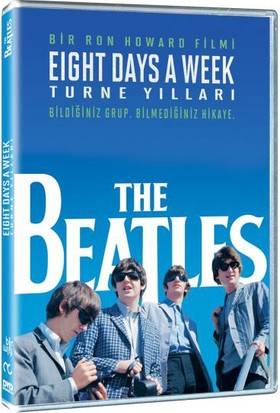 Beatles Eight Days A Week (Dvd)