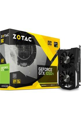 Zotac Nvidia GeForce GTX 1050Ti OC 4GB 128Bit GDDR5 (DX12) PCI-E 3.0 Ekran Kartı ZT-P10510B-10L