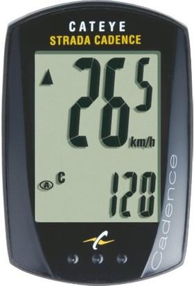 Cateye Strada Cc-Rd200 9 Fonksiyon Kilometre Saati