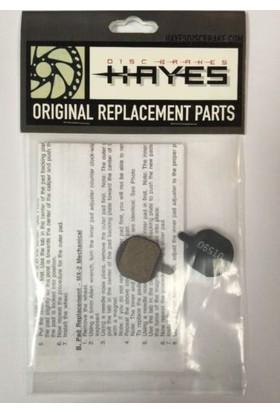 Hayes Mx 2-3-4 Disk Fren Balatası