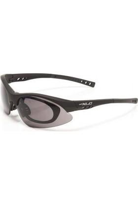 Xlc Gözlük Siyah Çerçeveli 3 Renkli Cam+Numaralı Gözlük Çerçeveli
