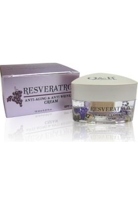 Q&R Resveratrox Antiaging Krem (10 Gr)