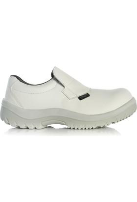 Yeşil A20 Harbor Beyaz İş Güvenlik Ayakkabısı