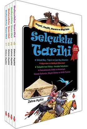 Selçuklu Tarihi Seti (4 Kitap) - Zehra Aydüz
