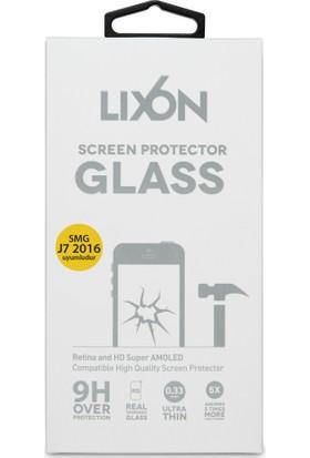 Lixon Samsung Galaxy J7 2016 Cam Ekran Koruyucu