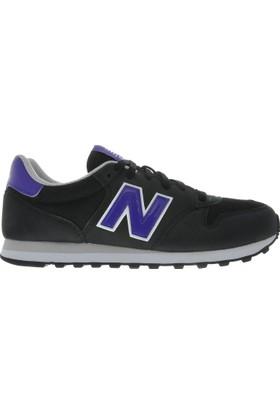 New Balance 500 Kadın Siyah Spor Ayakkabı (GW500PB)