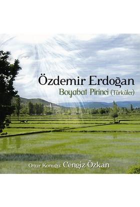 Özdemir Erdoğan - Boyabat Pirinci