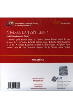 Anadoludan Esıntılar7 - Trt Cd Arsıv 216