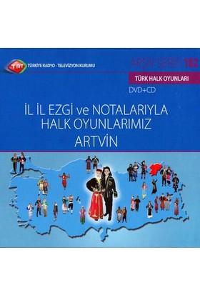 Artvın/Il Il Ezgı Ve Notalarıyla Halk Oy - Trt Cd Arsıv 182
