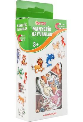 Diytoy Manyetik Hayvanlar