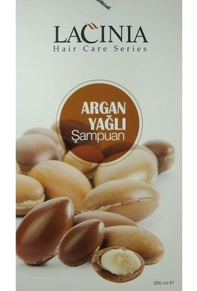 Lacinia Argan Yağlı Şampuan 350ml