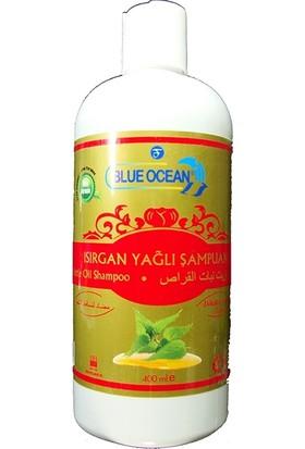 Blue Ocean Isırgan Yağlı Şampuan 400ml