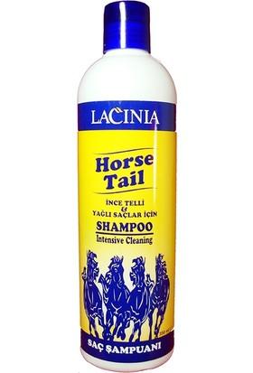 Lacinia At Kuyruğu Özlü Şampuan 350ml