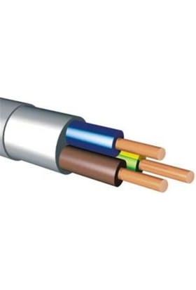 Öznur 3X1,5 Nym - Antigron Kablo 100Mt