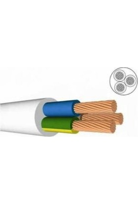 Öznur 3X1,5 Ttr Kablo 10 Metre