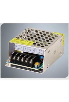 Ycl 12V 2,1 Amper 25 Watt Led Trafo Kamera Adaptör