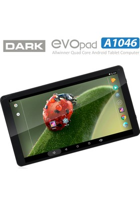 "Dark EvoPad A1046 16GB 10.1"" IPS Tablet Bilgisayar (DK-PC-EVOA1046)"