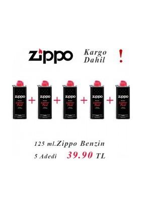 Zippo Zippo Çakmak Gazı (Zippo Benzini)5li