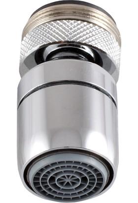 Neoperl CASCADE® SLC® Döner Mafsallı 5 L/dk Tasarruflu Musluk Başlığı