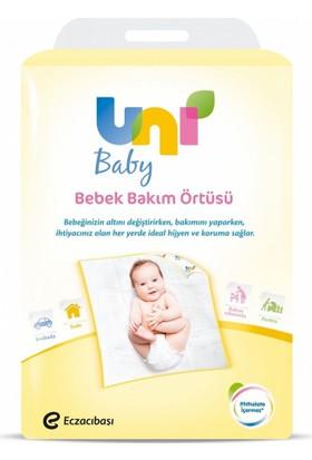 Uni Baby Bebek Bakım Örtüsü 10 Adet